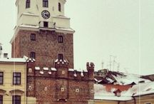 Lublin. Old Town