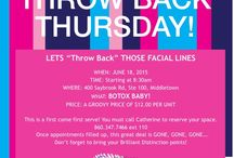 ITS BOTOX TIME / A limited offer from Dr. Raji, appointments limited... when they are filled this awesome deal is GONE!