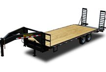 Gooseneck Trailers / Kaufman Trailers offers the broadest line of gooseneck trailers for sale in the industry. See all of our models at  http://www.kaufmantrailers.com/gooseneck-trailers/