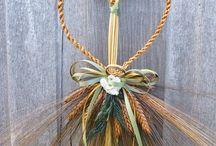 Craft - Wheat weaving