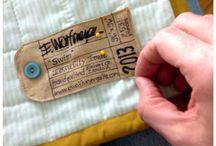 Creative Quilt Labels / by Karen Dismore Sprunger