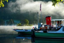 Lady of the Lake Restoration / After 6 months of extensive works Lady of the Lake returns to Ullswater. Built in 1877 she is the oldest working passenger vessel in the World. In steam until mid 1930s and the flagship of the Ullswater heritage fleet