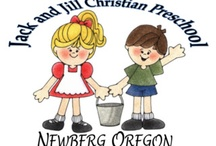 Jack and Jill Christian Preschool / It's not just a job. It's my mission. Engage, Support,Connect! / by Jack & Jill Christian Preschool (Stacy Allen)