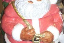 Black Santas / .
