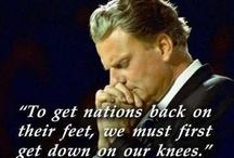 Billy Graham.