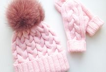 My knitting creations / Собственноручно связанные вещи Chernika Vyazhet