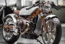 Cafe racer / motory
