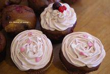 Nos cupcakes / cupcake, cake, muffin, dessert
