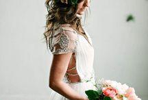 Vestido De Noiva Ao Ar Livre