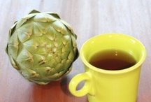 Artichoke tea benefit