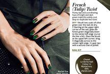 September 2013 Nails