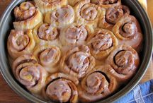 Cinnamon rolls / by Country Girl