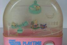 Old school toys