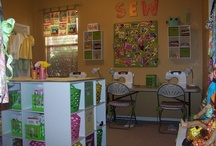 Sewing / Craft Rooms