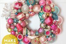 Holiday Crafties / by Tarehna Wicker