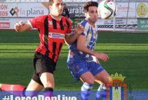 Lorca Deportiva - Atletico Pulpileño / Partido de liga de Tercera División