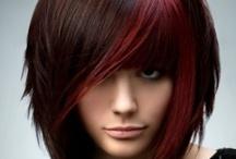 peinados y cortes de cabello