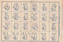 Nakış alfabe