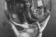 Art by Mauricio Escher
