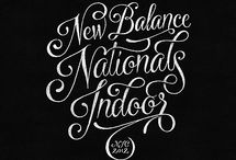 Typography / Beautiful examples of typography