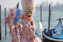 Venice Carnival / The Carnival of Venice is held annually in the city, starting around two weeks before Ash Wednesday and ends on Shrove Tuesday.