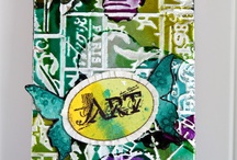 Art Journaling Love / by Crafty Lou