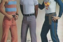 i.fashion1970s / Fashions of the 70's