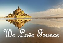 We Love France / We love France. A collection of the best photography of France from around the web.