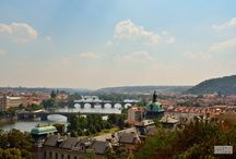 Prague / Photos of lovely Prague. You can find a story behind them here: http://bit.ly/1PFMtoI