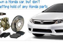 Honda Spare Parts / Providing large range of high end quality of Honda spare parts from Honda wreckers & parts suppliers across Australia