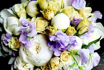 ~ Centerpieces, Flower bouquet... ~ / by Sarah Chan