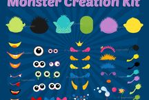 Monsters creation