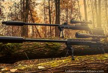 Lobaev 408 Cheytac guns / Lobaev Arms Cheytac caliber models