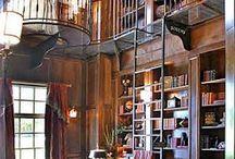 library / by Vanessa Jordan