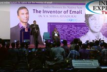 Dr.V.A.Shiva Ayyadurai-The Inventor of E-mail, Polymath / Check out the latest updates of Dr.V.A.Shiva Ayyadurai, The Inventor of E-mail, Polymath.