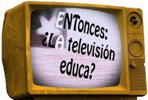 La televisión / La televisión es un medio de comunicacón con mayor influencia en la sociedad actual.