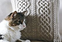 Knit Home accents / by Helen Mahan