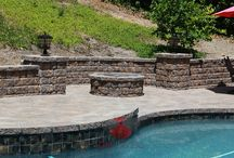 Wall Projects – Go Pavers / Paver Wall projects installed by GoPavers.com in the Southern California area.