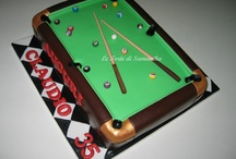 Billards table plus other games