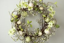 Easter decorating / Spring is a lovely time to bring some fresh colour into your home