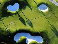 Golf / Funny looking green / by Crooner Pro