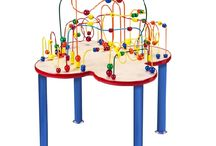Bead and Wire Toys / Bead and Wire Mazes are a great hand and eye coordination toy. Multiple children can play. Great for waiting areas, hospitals, pediatric office, WIC programs and more,