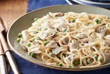 Receptes de pasta i arrós