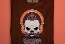 T-shirts - Vishnu Designs