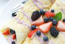 Baking Inspiration - Waffles and Pancakes