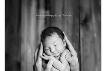 Newborn Ideas / by Marissa Frederick