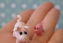 Micro Crochet / by Paula Hinderliter