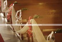 DETALLES DE UNA BODA / Todo lo que nos gusta de una boda, y no son los novios.....