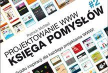 Webmasterstwo / Znajdziecie tu nasze książki dotyczące webmasterstwa.