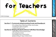 Instructional Tools for Teachers